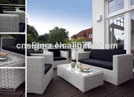 canapé rotin pas cher confortable en plein air meubles de patio en rotin pas cher salon