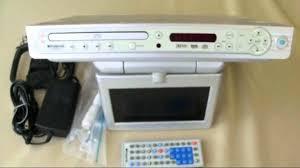 polaroid fdm 0700a 7 combo under the cabinet youtube