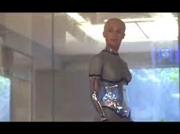 deus machina movie ex machina movie clip meet ava 2015 alicia vikander movie youtube