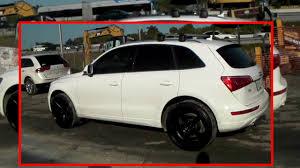audi q5 rims and tires dubsandtires com 22 inch xo miami black wheels 2011 audi q5 review
