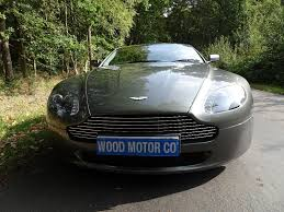used aston martin for sale used grey aston martin vantage for sale surrey