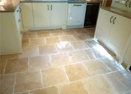 Pics Of Travertine Floors the color of tile wavy edge travertine kitchen floor tiles