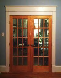 Oak Exterior Door by Double Glass Doors Exterior Images Glass Door Interior Doors