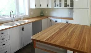 cuisine comptoir bois comptoi cuisine frene 02 comptoir cuisine bois