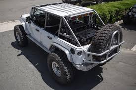 rear race light bar broadbent jeep jku build