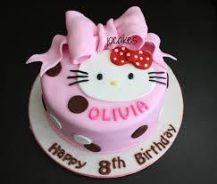 Hello Kitty Halloween Cake by Hello Kitty Cake For Olivia Jocakes
