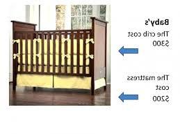 Cost Of Crib Mattress Baby Crib Cost 3 The Crib Cost The Mattress Cost Baby Crib Mobile