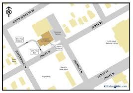 Map Service Center Customer Service Center City Of Grand Island Ne