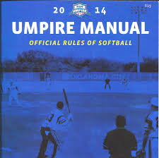 softball rule book images reverse search