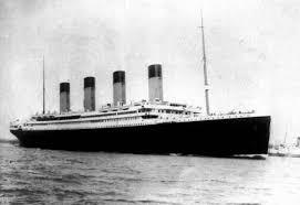 Titanic Second Class Menu by Titanic Ii Replica Of Doomed Ship To Set Sail Today Com
