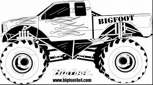 marvelous truck coloring pages with truck coloring page