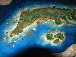 Map Of Roatan Honduras 2bcruising Tuesday 01 21 Roatan Honduras And Maya Key Part 1