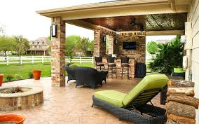 Covered Patio Pictures Houston Patio Cover Dallas Patio Design Katy Texas Custom Patios