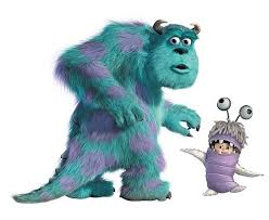 image monsters sulley boo jpg monsters wiki