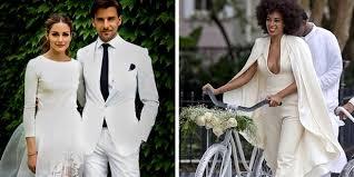 Non Traditional Wedding Dresses 7 Celebrities With Non Traditional Wedding Dresses Lifestyle Com Au