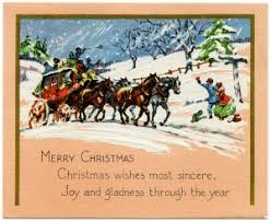 printable horse christmas cards old design shop free printable vintage horse and buggy christmas