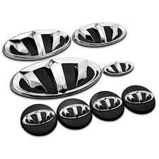 hyundai sonata logo refit badge logo car sticker brenthon emblem sportage for