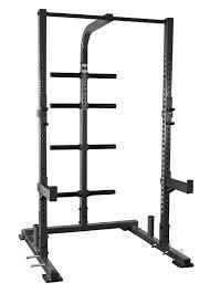 amazon com ironmaster im1500 half cage free weight racks