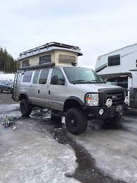 bug out vehicle ideas 10 cool campers for every budget 4x4 van popular mechanics and