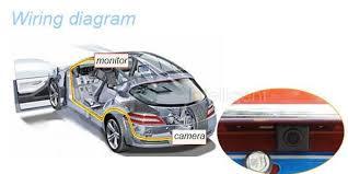 hd ccd car rear view camera color night vision universal car
