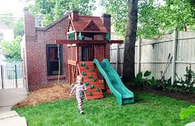 sweet small yard swing set solution yard swing compact and swings