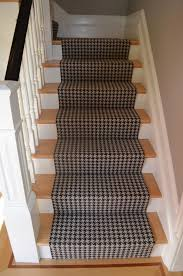 sieguzi suggests stair runner idea for seacovecottage black and