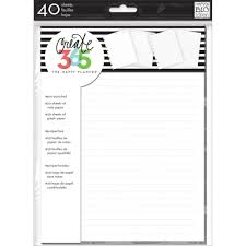 create 365 happy planner note and graph paper planners and
