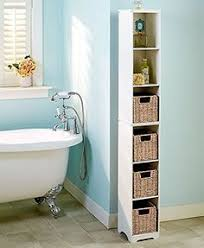 Bathroom Storage Shelf Slim Bathroom Storage Cabinet Rolling 2 Drawers Open Shelf Space