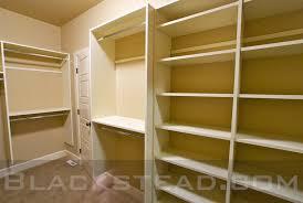 Build Closet Shelves by Custom Closet Shelves U2013 Blackstead Building Co