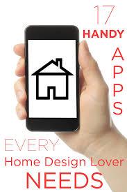 17 Handy Apps Every Home Design Lover Needs | 17 handy apps every home design lover needs