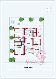 modern kerala villa home design with 2 bedroom free floor plan