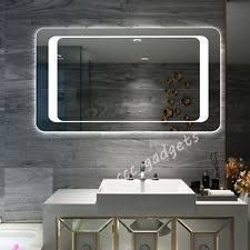 Ebay Bathroom Mirrors Clever Bathroom Mirror With Lights Impressive Ideas Light Ebay
