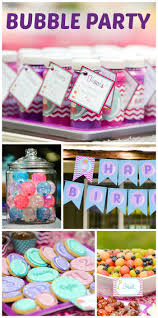 Halloween Themed First Birthday Party Best 25 Bubble Party Ideas Only On Pinterest Kids Beach Party