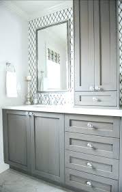 bathroom vanity with side cabinet bathroom vanity with side cabinet glossy white vanity side cabinet