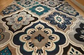Damask Area Rug Black And White Top Teal Area Rug As Rugs Target For Lovely White 57 In 5x7 Ideas