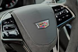 cadillac cts steering wheel 2016 cadillac cts v review autoguide com