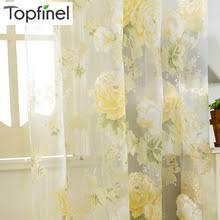 Elegant Kitchen Curtains by Popular Kitchen Curtains Yellow Buy Cheap Kitchen Curtains Yellow