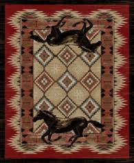 Western Throw Rugs Rugs U0026 Doormats U2013 Wild West Living