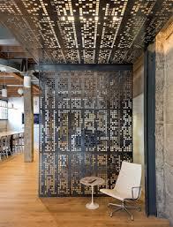 Contemporary Interior Design Ideas Perforated Metal In Architecture Exterior Interior And Furniture