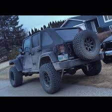 badass lifted jeep wrangler images tagged with duratrackers on instagram