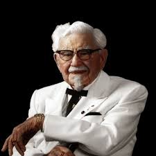 60 Year Old Woman Meme - the real story of colonel sanders is far crazier than this bland