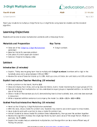 growing by powers of ten lesson plan education com
