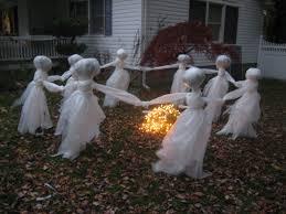 halloween lawn decorations diy diy halloween yard decorations 44h us