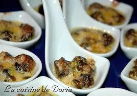 cuisiner des escargots recette de mignardises d escargots