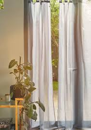 light grey sheer curtains george st sheer curtains light grey under 20 curtains onceit