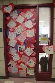 day door decorations valentines day door decorating contest