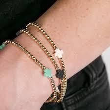 bracelet with cross images Enewton design medium beaded signature cross bracelet jpg