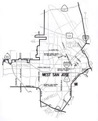 San Jose California Map by Woriking For Apple With A Family Where To Live San Jose Real