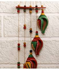 unravel india terracotta party decor multicolour pack of 1 buy
