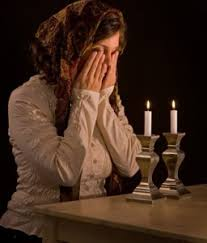 sabbath candles when a woman lights the shabbat candles with in heart she
